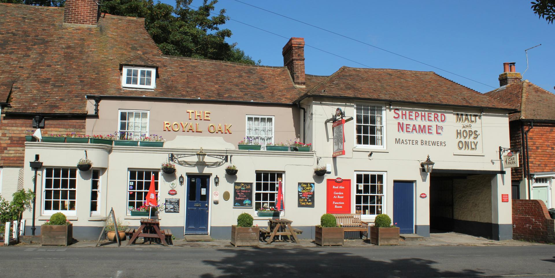 Royal Oak Mersham Ashford